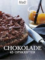 Chokolade - 45 opskrifter