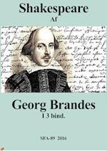 Shakespeare af Georg Brandes