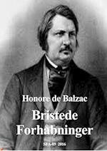 Bristede forhåbninger af Honoré de Balzac