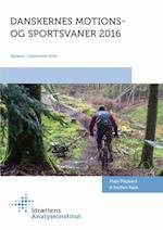 Danskernes motions- og sportsvaner 2016 (--)