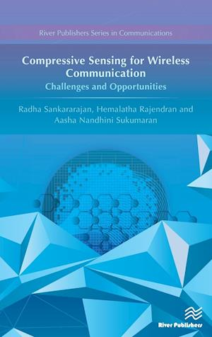Bog, hardback Compressive Sensing for Wireless Communication: Challenges and Opportunities af Radha Sankararajan, Hemalatha Rajendran