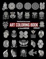 Art Coloring Book Night Version
