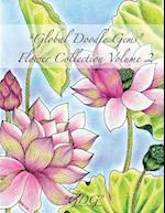 Global Doodle Gems Flower Collection Volume 2