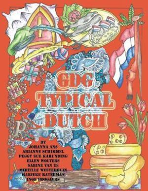 Bog, paperback Typisch Nederlands af Global Doodle Gems, Johanna Ans, Arianne Schimmel