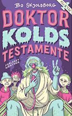 Doktor Kolds testamente (Milo og Tråd 1, nr. 1)