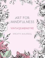 Art for Mindfulness Vintagemønstre (Art for Mindfulness)