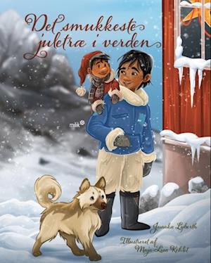 Billede af Det smukkeste juletræ i verden-Juaaka Lyberth-E-bog