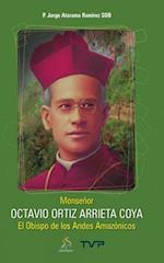 Monsenor Octavio Ortiz Arrieta Coya