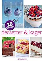 20 klassiske desserter og kager