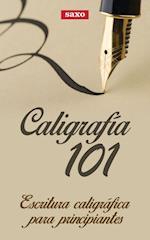 Caligrafía 101 af SAXO Publicaciones