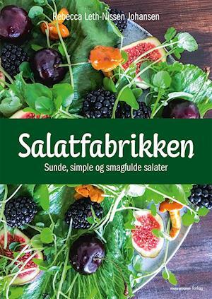 Bog, hæftet Salatfabrikken af Rebecca Leth-Nissen Johansen
