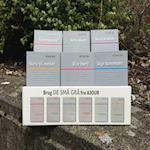 De Små Grå Display med 25 bøger