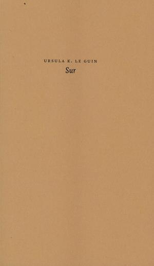 Bog, hæftet Sur af Ursula K. Le Guin