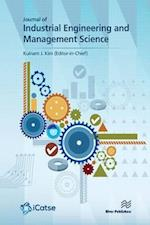 Journal of Industrial Engineering and Management Science: Journal Volume 1 - 2016