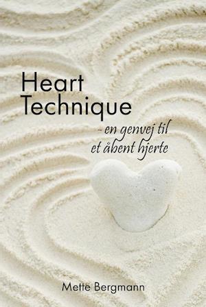 Bog, hæftet Heart technique af Mette Bergmann