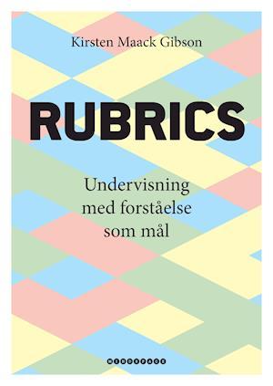 Bog, hæftet Rubrics af Kirsten Maack Gibson