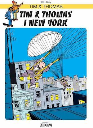 Bog, hæftet Tim & Thomas i New York af Will