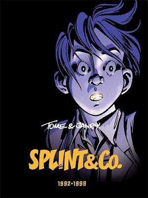 Bog indbundet Splint & Co.: Den komplette samling 1992-1999 af Janry Tome