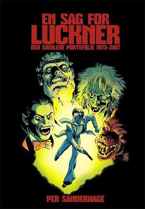 Bog, hæftet En sag for Luckner af Per Sanderhage