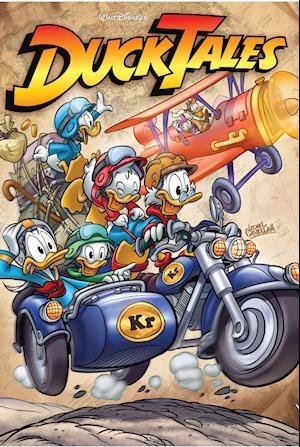 Walt Disney's Duck tales