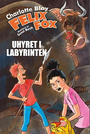 Felix Fox – Uhyret i labyrinten
