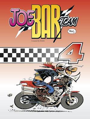 fane – Joe bar team 4-fane -bog på saxo.com