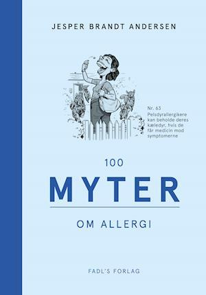 jesper brandt andersen – 100 myter om allergi fra saxo.com