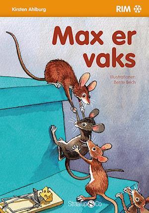 Max er vaks