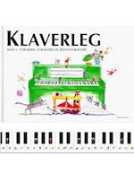 Klaverleg - for børn, forældre og bedsteforældre (Klaverleg)
