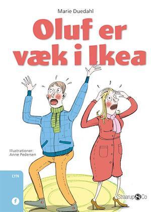 Oluf er væk i Ikea