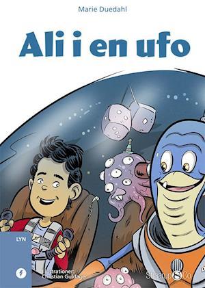Ali i en ufo