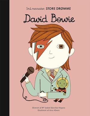 David bowie-ma isabel sánchez vegara-bog fra ma isabel sánchez vegara på saxo.com