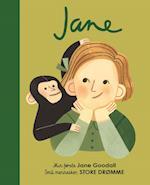 Min første Jane Goodall