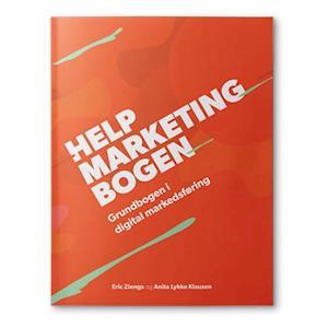 Billede af Help marketing bogen: Grundbogen i Digital Markedsføring-Eric Ziengs-E-bog