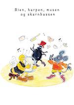 Bien, harpen, musen og skarnbassen (Magiske harpefortællinger, nr. 5)