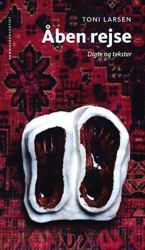 Bog, hæftet Åben rejse af Toni Larsen