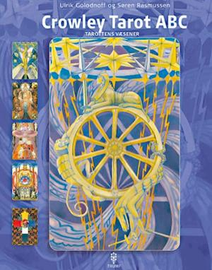 Bog spiralryg Crowley tarot ABC af Ulrik Golodnoff