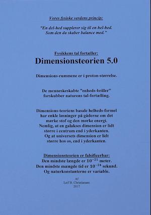 Dimensionsteorien 5.0