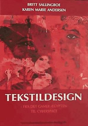 Bog, hæftet Tekstildesign af Britt Sallingboe
