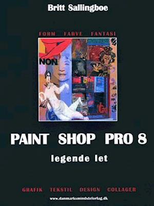 Paint Shop Pro 8 - legende let