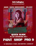 Quick guide til det spændende nye i Paint Shop Pro 9