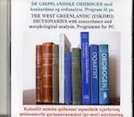 De Grønlandske Ordbøger med konkordans og ordanalyse