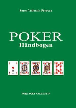 Bog, indbundet Poker håndbogen af Søren Vallentin Pehrson
