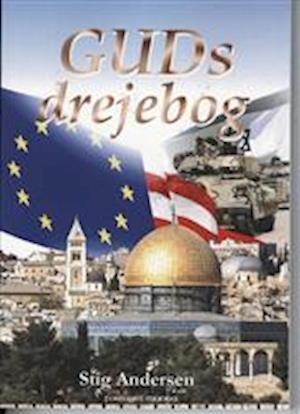 Bog, hæftet Guds drejebog af Stig Andersen