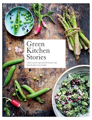 Bog, hardback Green kitchen stories af Luise Vindahl, David Frenkiel