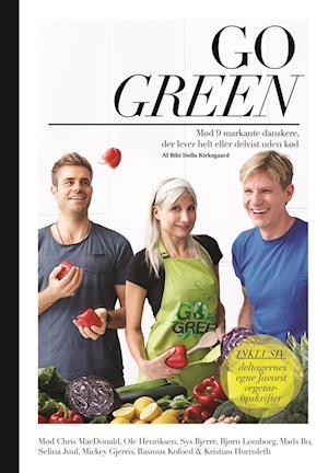 Bog, indbundet Go green af Bibi Stella Kirkegaard