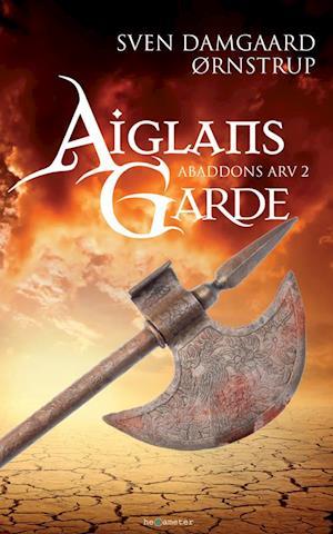 Bog, paperback Aiglans garde af Sven Damgaard Ørnstrup