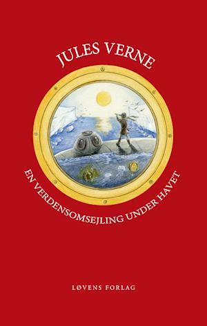 Bog, hæftet En verdensomsejling under havet af Jules Verne