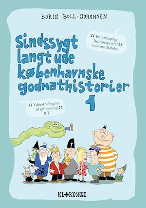 Sindssygt langt ude københavnske godnathistorier