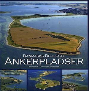 Bog, indbundet Danmarks dejligste ankerpladser af Bent Lyman